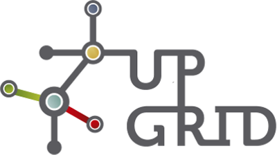 Logo del proyecto UPGRID