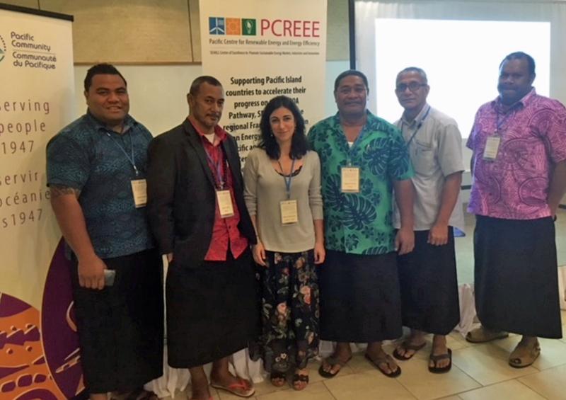 Participantes proyecto Soluciones Energéticas Sostenibles para las Islas