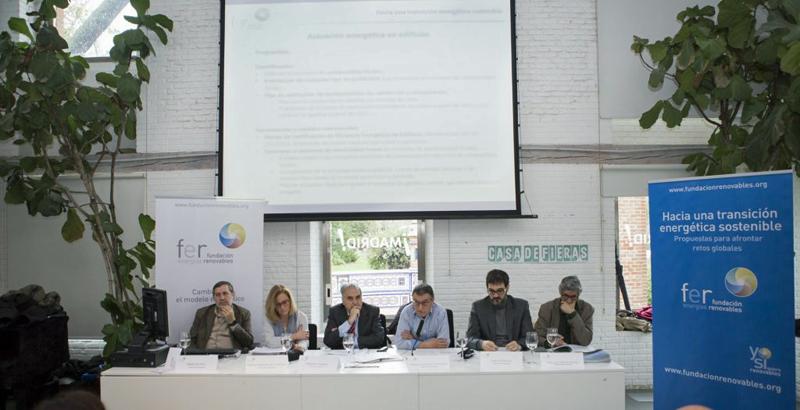 Presentación del informe Hacia una Transición Energética Sostenible