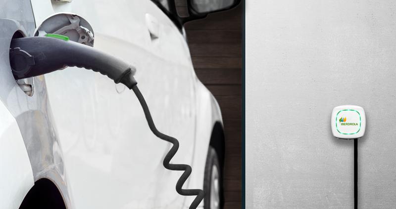 El plan eléctrico específico Smart Mobility lanzado por Iberdrola para la instalación de 25.000 puntos de recarga de coches eléctricos, incluye una App de gestión y control y aprovecha las horas de electricidad más baratas para la carga.
