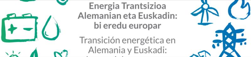 Cartel Jornada Transición energética