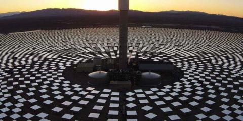 El proyecto MUSTEC busca generar y exportar electricidad con energía solar térmica de concentración