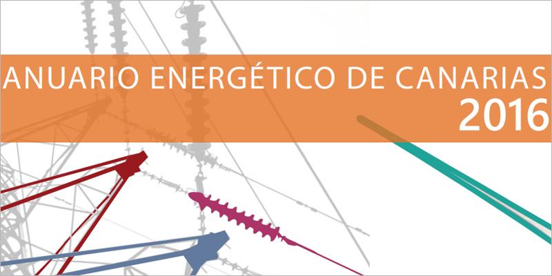 El Anuario Energético de Canarias 2016 ofrece datos, entre otros aspectos, sobre la producción de energía y la aportación de las renovables al mix energético en el archipiélago.
