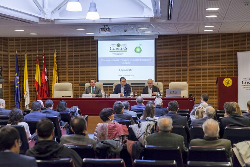 Informe 2017 del Observatorio de Energía y Sostenibilidad en España