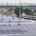 La instalación fotovoltaica de Ferrocarriles de Valencia produce 2.700 MW/h y ahorra 1,3 millones de euros en 2017