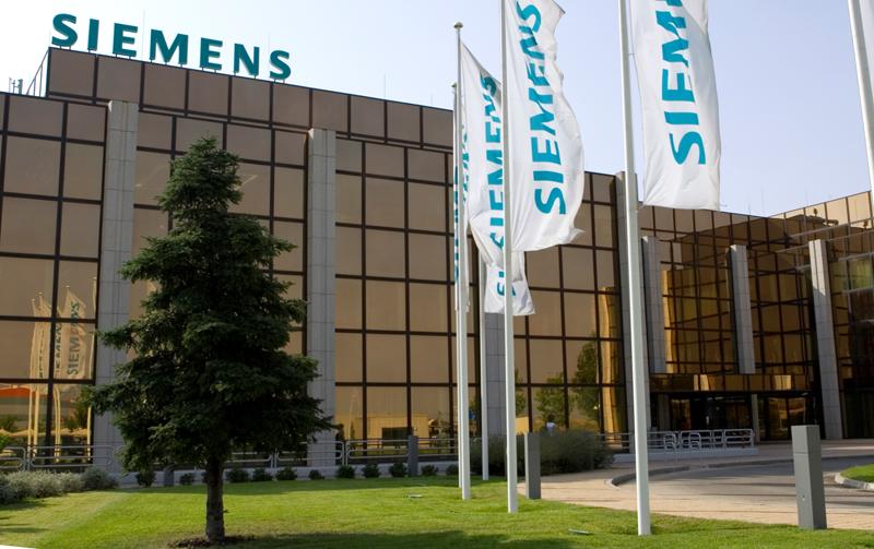 Sede de Siemens en Tres Cantos, Madrid.