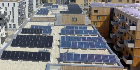 Smart Grids para la gestión eficiente de recursos energéticos renovables en Aspern Seestadt
