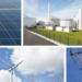 La producción de electricidad renovable alcanza el 20% del consumo francés en el último año