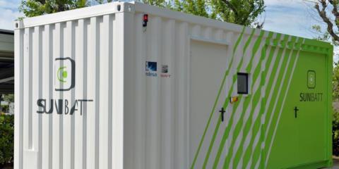El proyecto Sunbatt apuesta por ofrecer una segunda vida a las baterías de los vehículos eléctricos