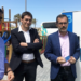Seis puntos de recarga eléctrica gratuita conectan la isla de Fuerteventura