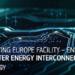 Abre la convocatoria europea para infraestructuras de energía renovable dotada con 500 millones de euros