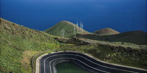 La central hidroeléctrica de Gorona del Viento incrementa su capacidad de gestión y la estabilidad del sistema