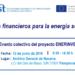 ENERINVEST celebra Puentes Financieros para la Energía Sostenible sobre financiación de proyectos