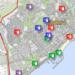 Mataró presenta su red de 13 estaciones públicas de carga eléctrica gratuita para 34 vehículos