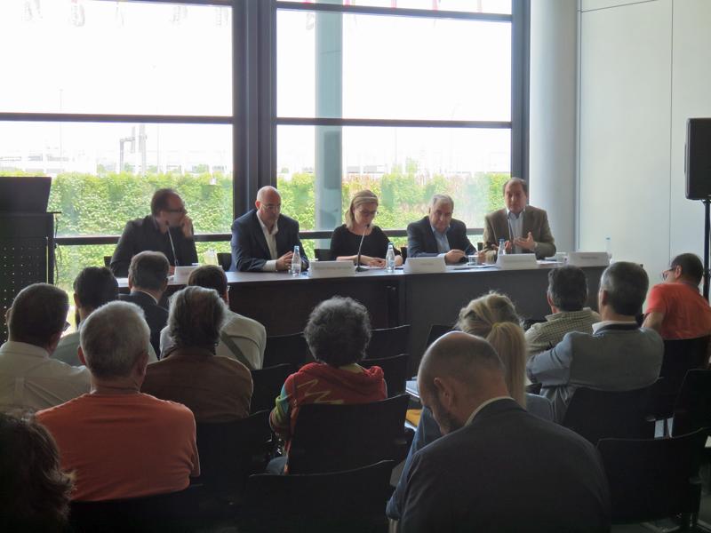 Jornada de la Asociación Empresarial Eólica (AEE) y la Asociación de Empresas de Energías Renovables (APPA)
