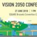 ETIP SNET convoca un evento en Bruselas para tratar y lanzar la Vision 2050