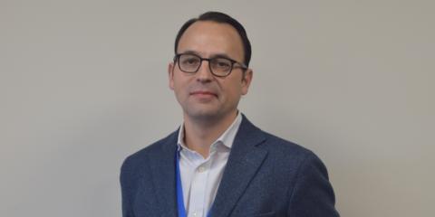 Alexandre Diez Baumann, vicepresidente de la Asociación AEPIBAL