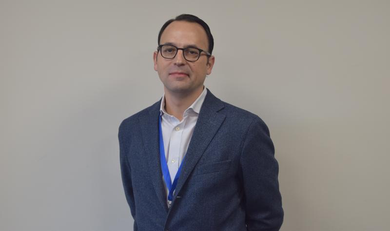 Alexandre Diez Baumann. Vicepresidente de la asociación AEPIBAL