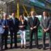 Navantia entrega a Iberdrola la subestación eléctrica Andalucía II, destinada a un parque eólico marino