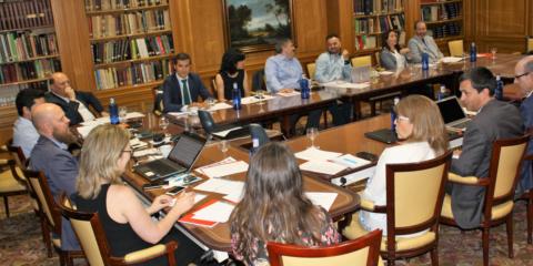 Primera reunión Comité Técnico V Congreso Smart Grids