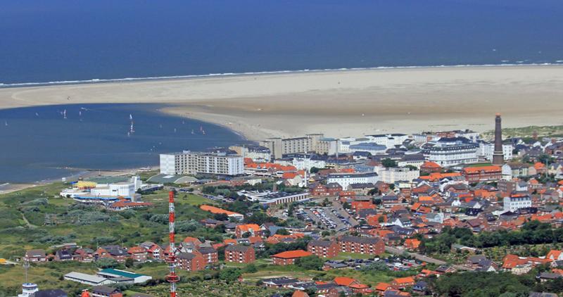 isla de Borkum