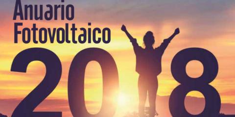 El Anuario 2018 de ANPIER revela que la fotovoltaica se encuentra en su momento de mayor crecimiento a nivel mundial