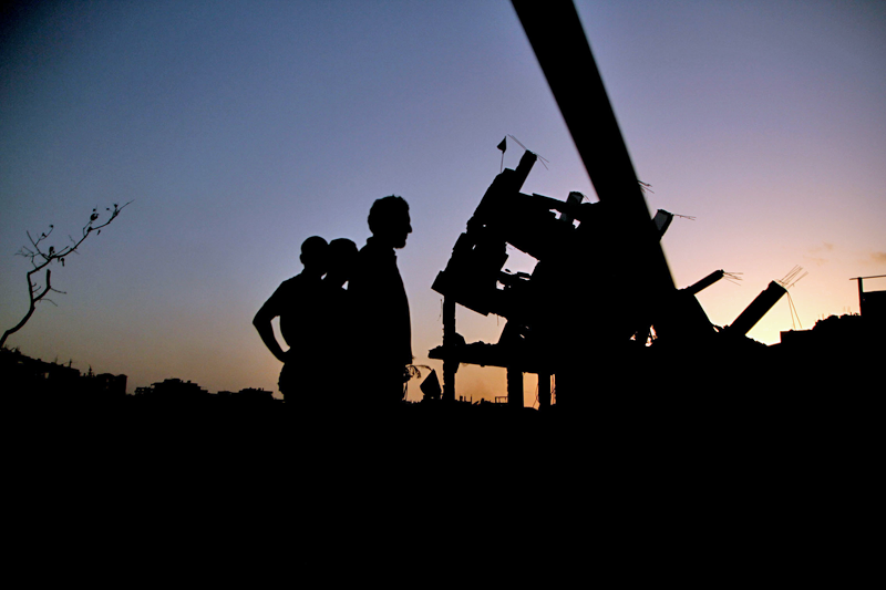 Franja de Gaza contará con un campo de energía solar