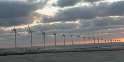 La energía eólica, motor de desarrollo sostenible en la Comarca del Sureste de Gran Canaria