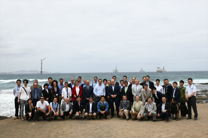 Visita de empresas japonesas.