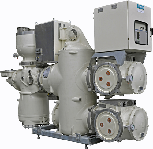La tecnología GIS de Siemens ha sido utilizada para la puesta en servicio de la nueva subestación Callejones (Lanzarote)