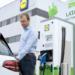 ABB extiende su tecnología de carga rápida por los supermercados Lidl de Finlandia