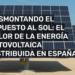 Greenpeace cuantifica el valor del autoconsumo en hogares y pymes españoles en 1.770 millones de euros