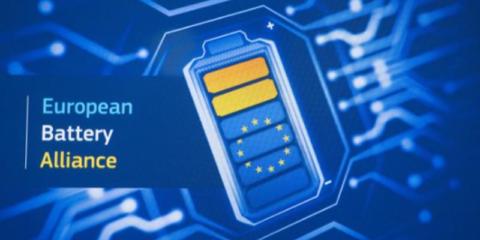 La European Battery Alliance construye en Europa un sistema de almacenamiento energético competitivo y sostenible