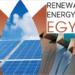 En 2035, Egipto podría generar el 53% de su electricidad a partir de fuentes renovables