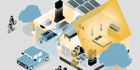 PVP4Grid busca un esquema de mercado energético donde los consumidores puedan ser prosumidores fotovoltaicos