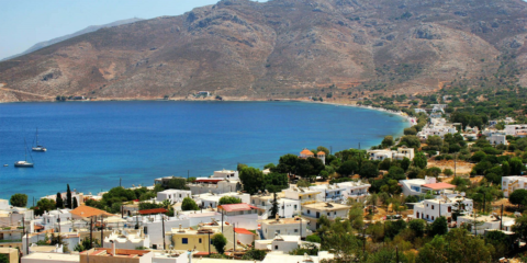 La isla griega de Tilos avanza en su transición hacia la autosuficiencia energética gracias a un proyecto europeo