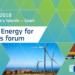 El II Foro de Energía Limpia para las islas de la UE destaca el papel ejemplarizante de las RUP en la transición energética