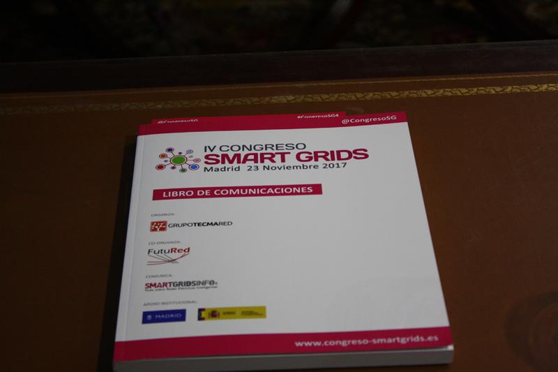 Libro de comunicaciones IV Congreso Smart Grids.