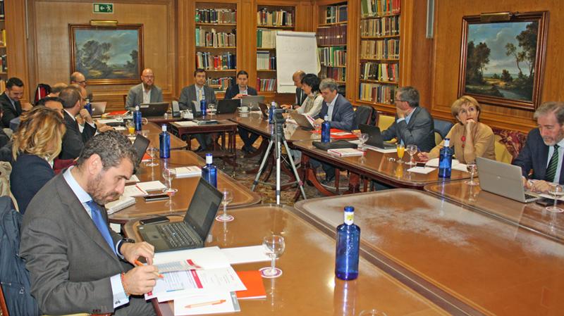 Reunión del Comité Técnico del V Congreso Smart Grids.