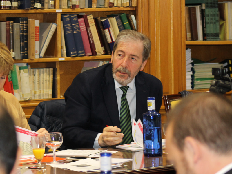 Luis Fontán, CEIT-IK4, miembro del Comité Técnico del V Congreso Smart Gris.