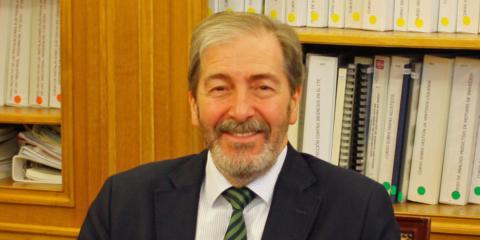 Luis Fontán, Director del Grupo de Redes Distribuidas de CEIT-IK4