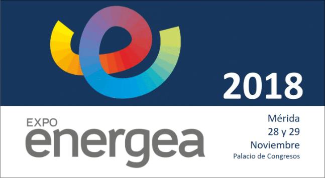 Logo de Expoenergea 2018.