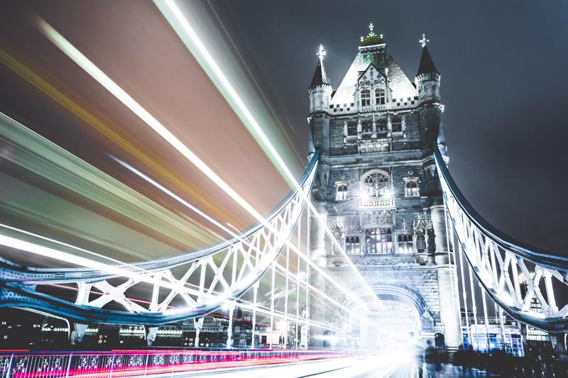 Puente de la Torre de Londres.