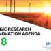 Strategic Reseach and Innovation Agenda 2018 de ETIPwind