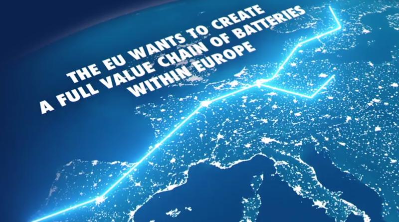 Para Europa, la producción de baterías es un imperativo estratégico para la transición de energía limpia y la competitividad de su sector automotriz