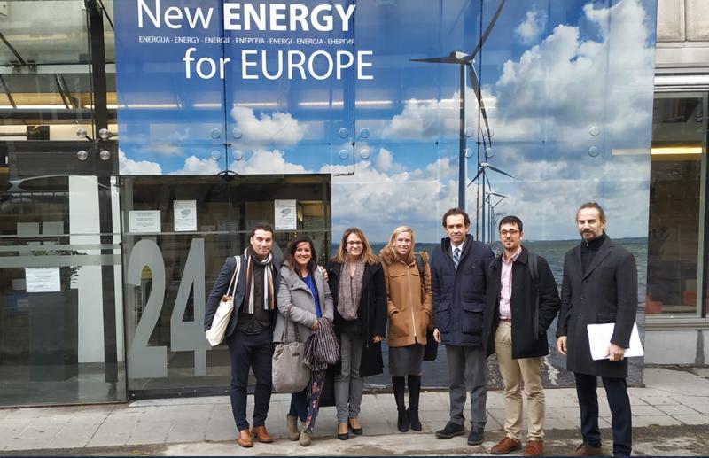 La Comisión Europea se implica en la transición energética de Menorca.
