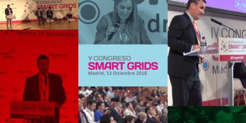 Vídeo promocional del V Congreso Smart Grids