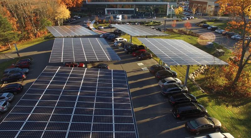 Ambos programas controlarán la energía procedente de los paneles solares instalados en los 60.000 metros cuadrados de extensión del centro de distribución de Lidl.