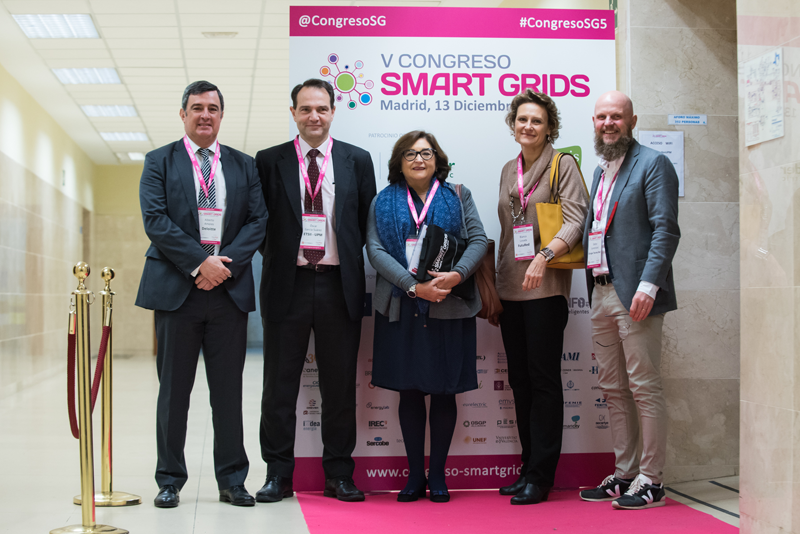 V Congreso Smart Grids. Inauguración.