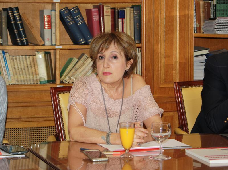 Blanca Gómez, directora de CNI Instaladores.